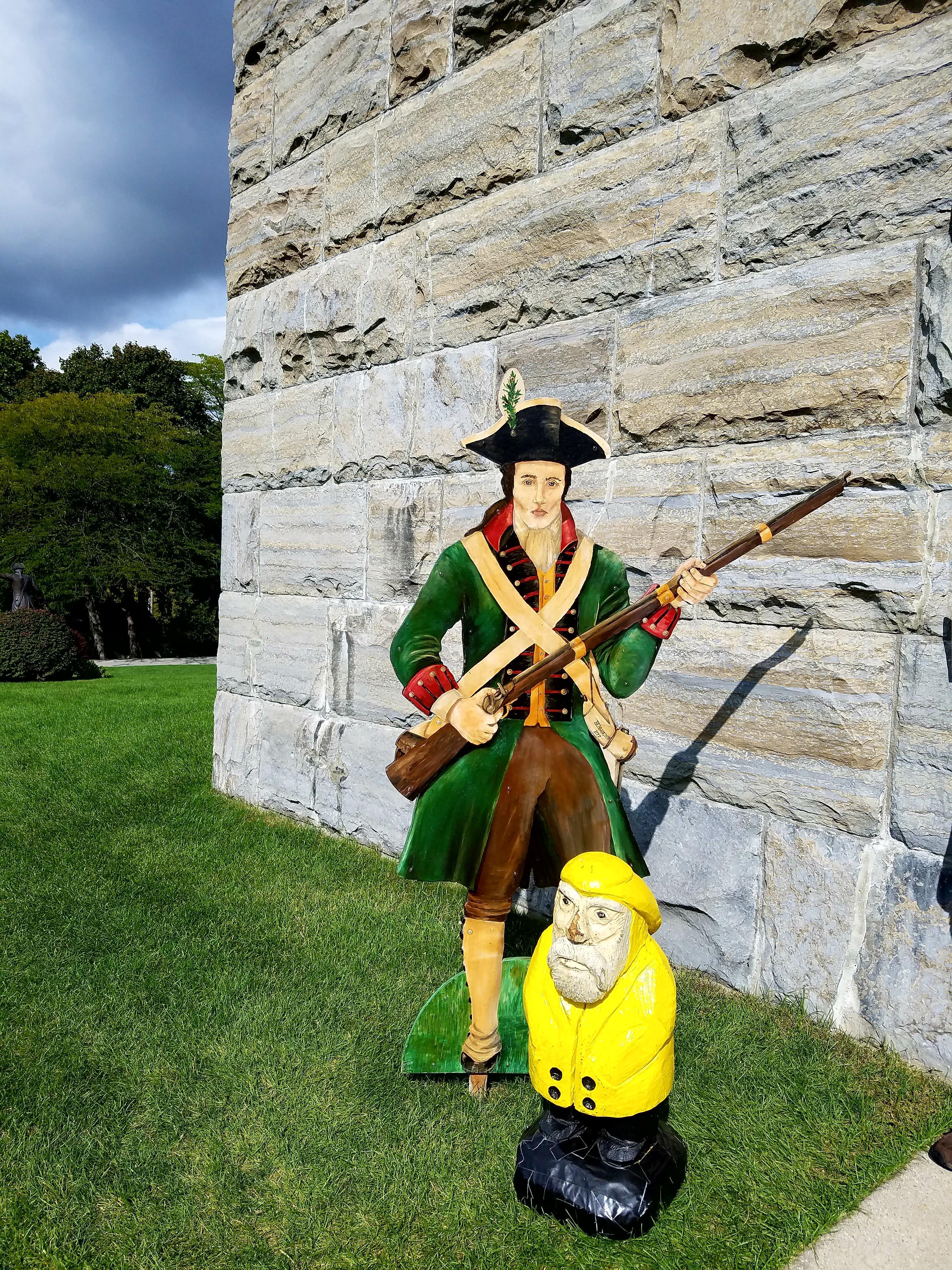 The Bennington Battle Monument Vermont 2016 Ahab S