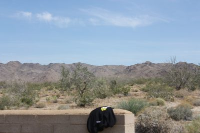 Captain Ahab of Ahab's Adventures at Joshua Tree National Park in California 2011