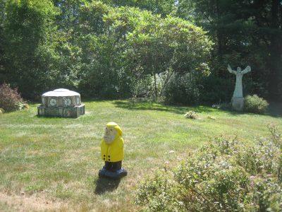 Captain Ahab of Ahab's Adventures at Natural Bridge North Adams Massachusetts 2010