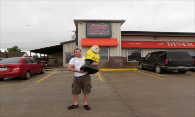 Captain Ahab of Ahab's Adventures in Murdo South Dakota 200